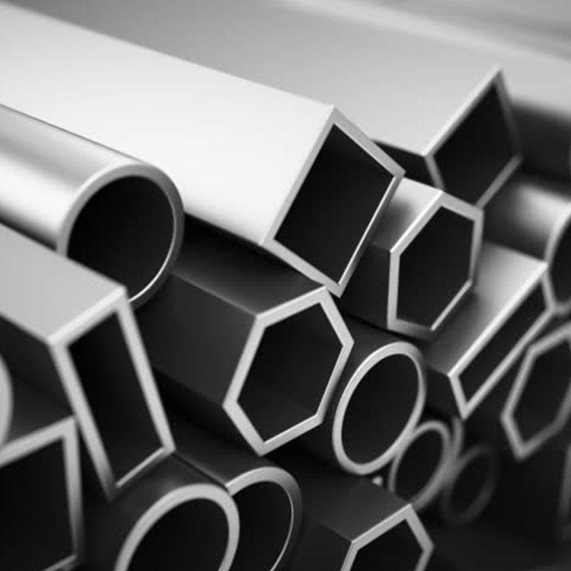 Perfiles de aluminio de linea